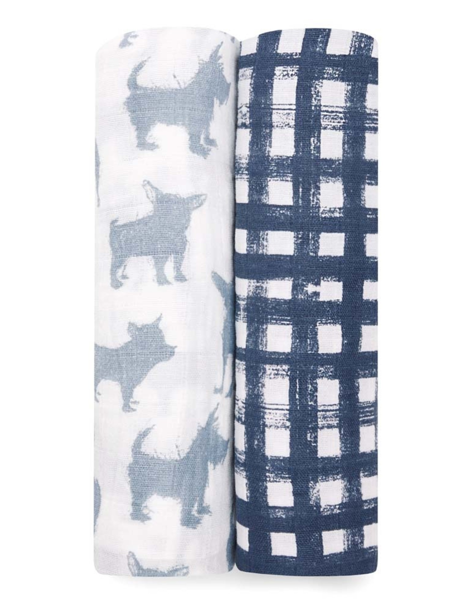 Aden + Anais 2 pack Swaddle Set