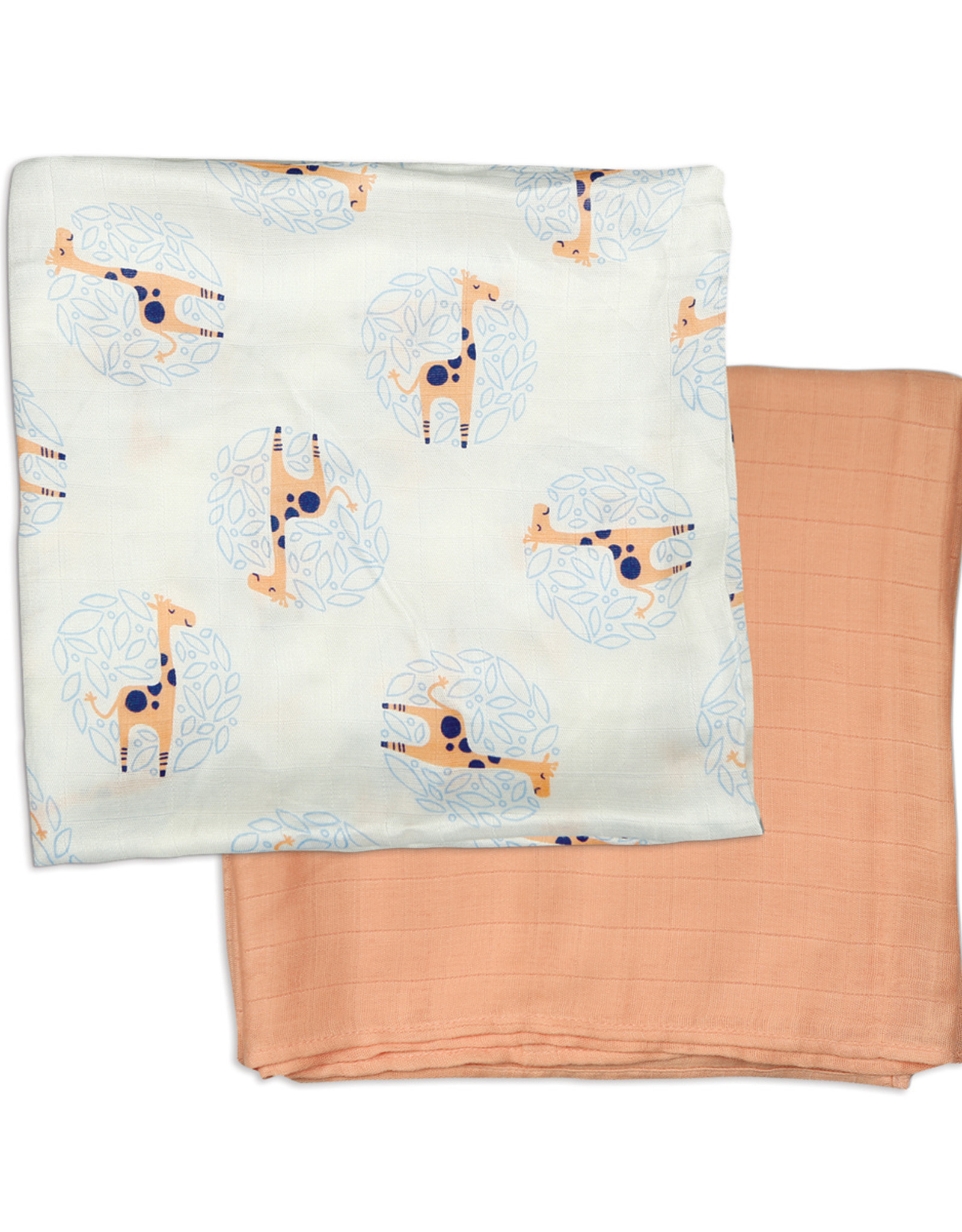 Silkberry 2Pack Swaddle Blanket