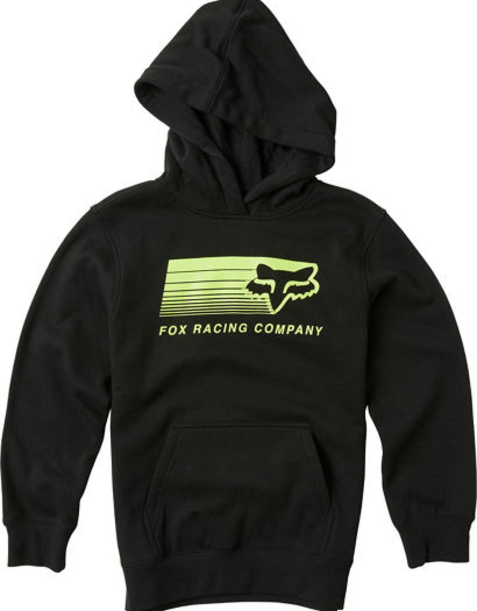 FOX Drifter Pull Over Hoodie - Black