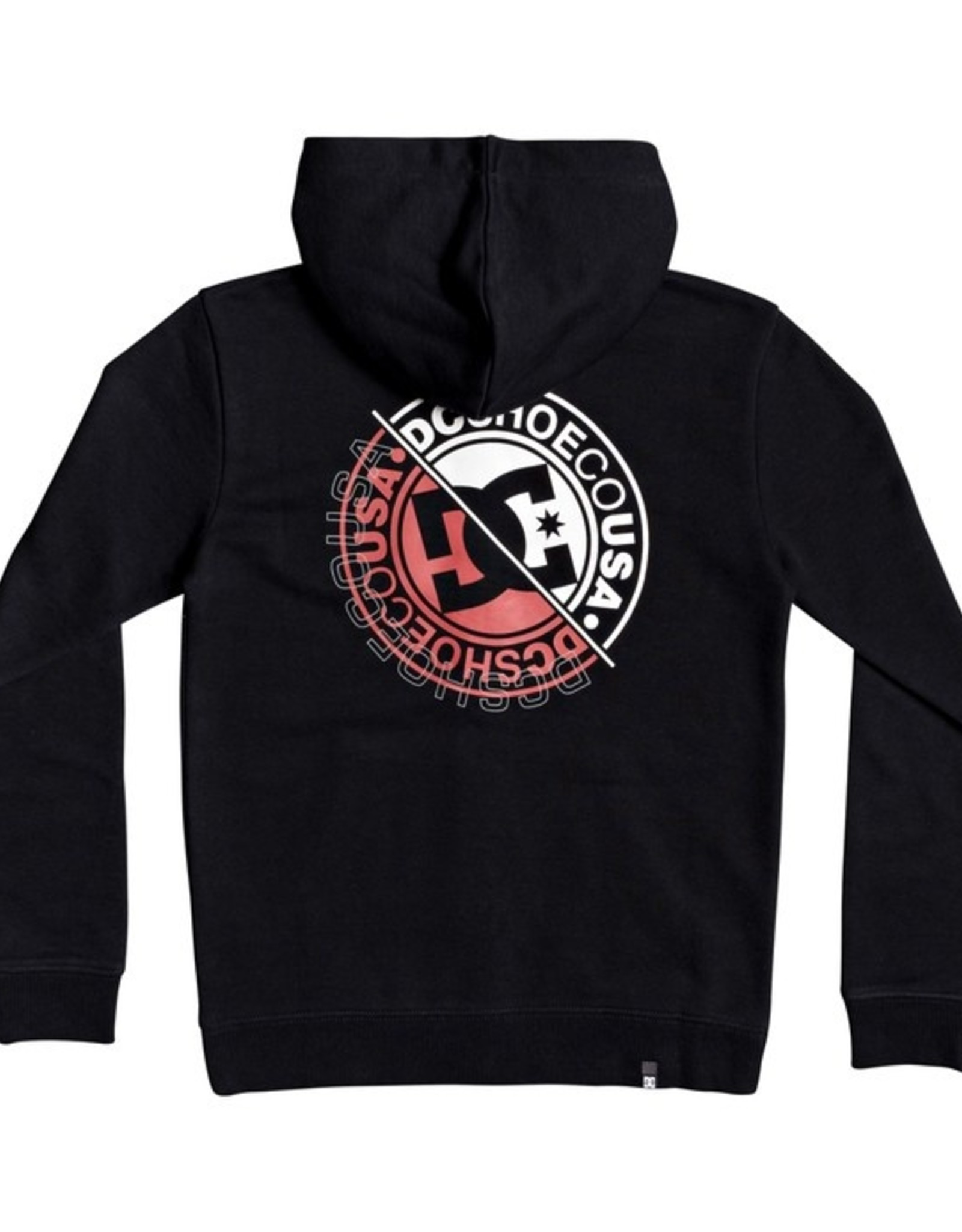 DC Bright Roller Zip Hoodie - Black