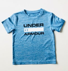 Under Armour Branded T-Shirt - Blue