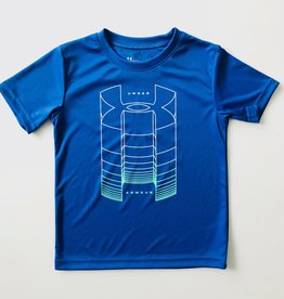 Under Armour Rising T-Shirt - Blue