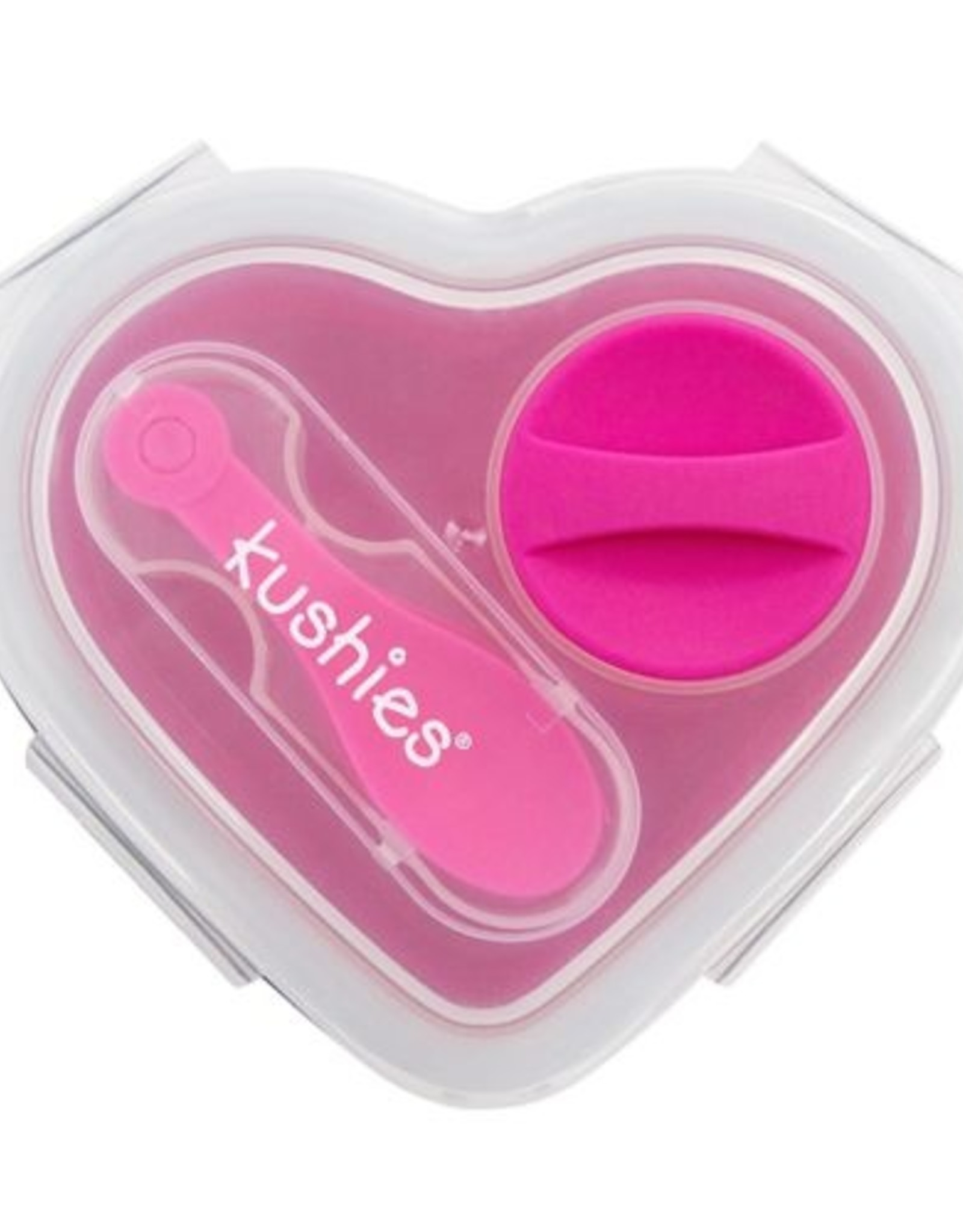 Kushies Silicone Silibox Container - Assorted Colours