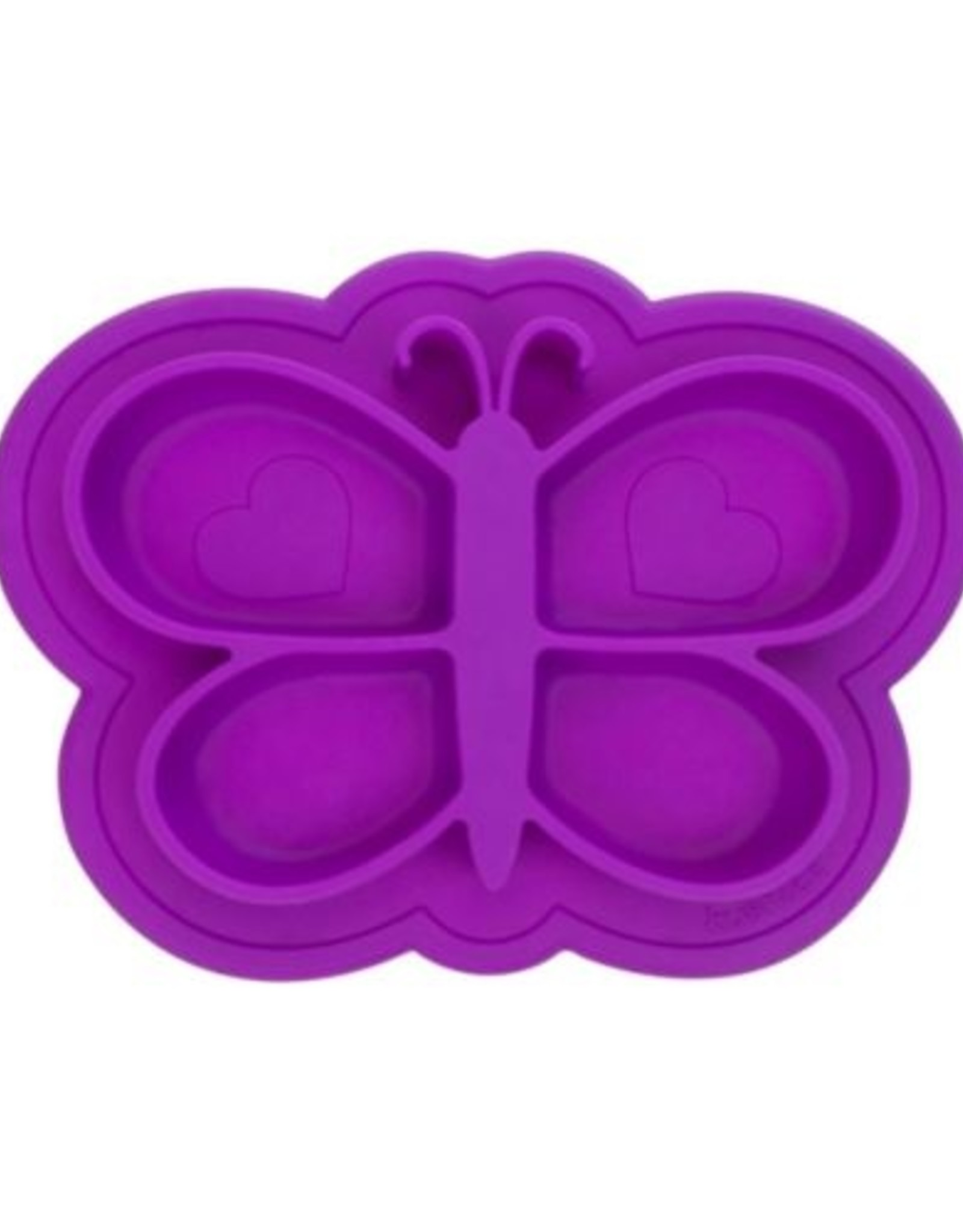 Kushies Silicone Siliplate - Assorted Colours