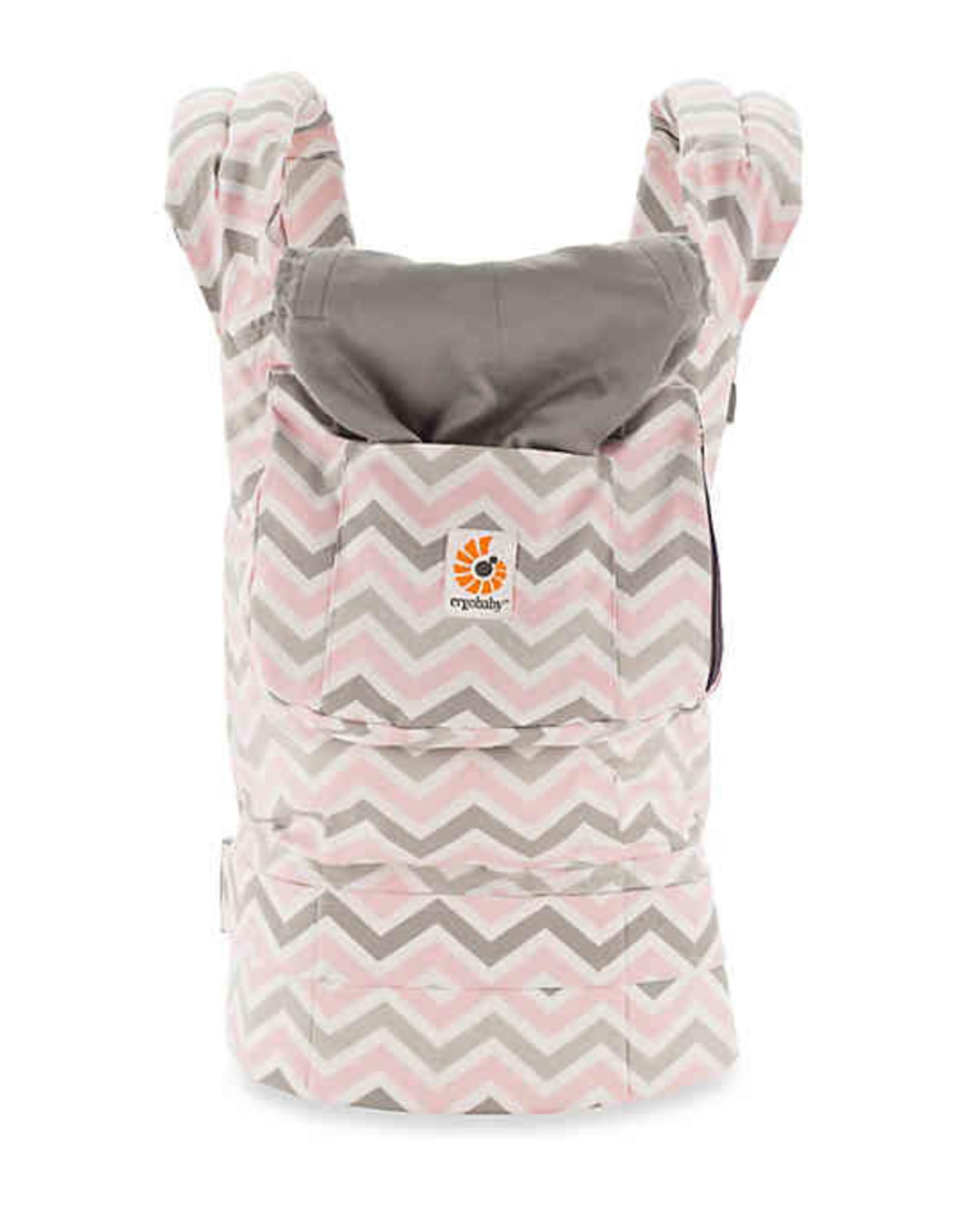 Ergo Baby Original Carrier - Pink Chevron