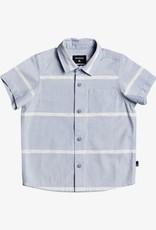 Quiksilver Stonewash Kalua Kobi Short Sleeve Shirt