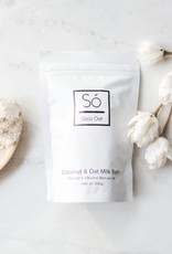 So Luxury Coco Oat  Milk Bath -small 100g