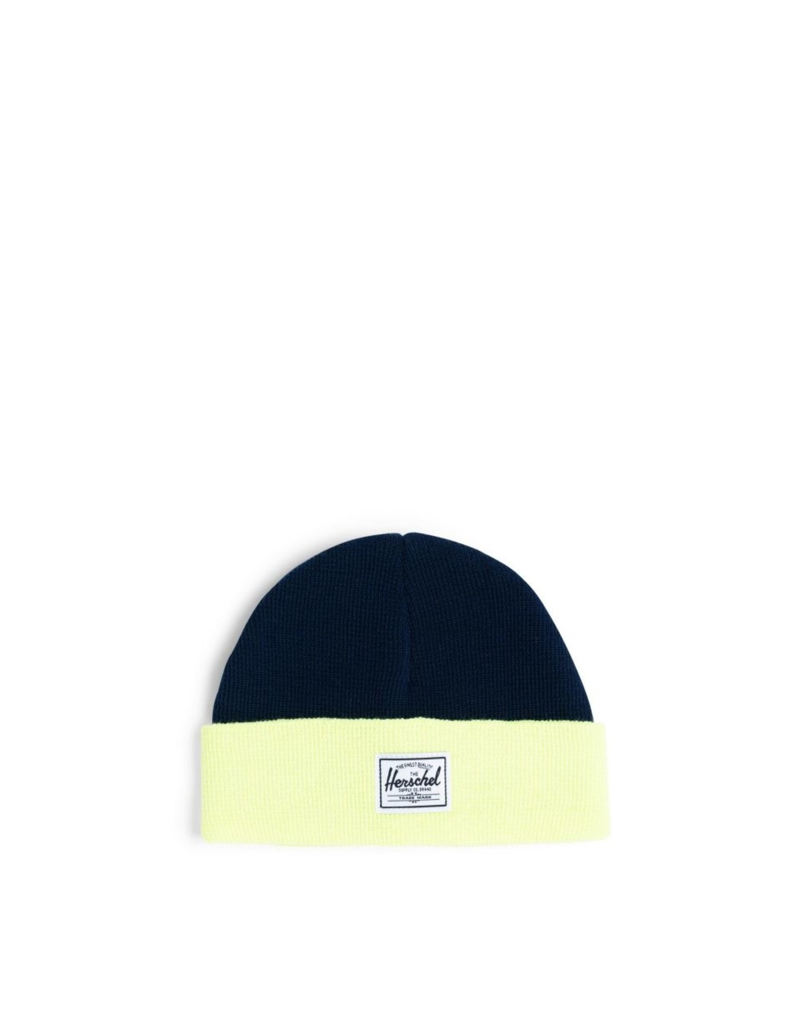 Herschel Supply Co. Sprout Beanie - Navy Peacoat/Highlight