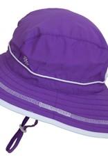 CaliKids Quik Dry UPF 50+ Sun Hat - Purple