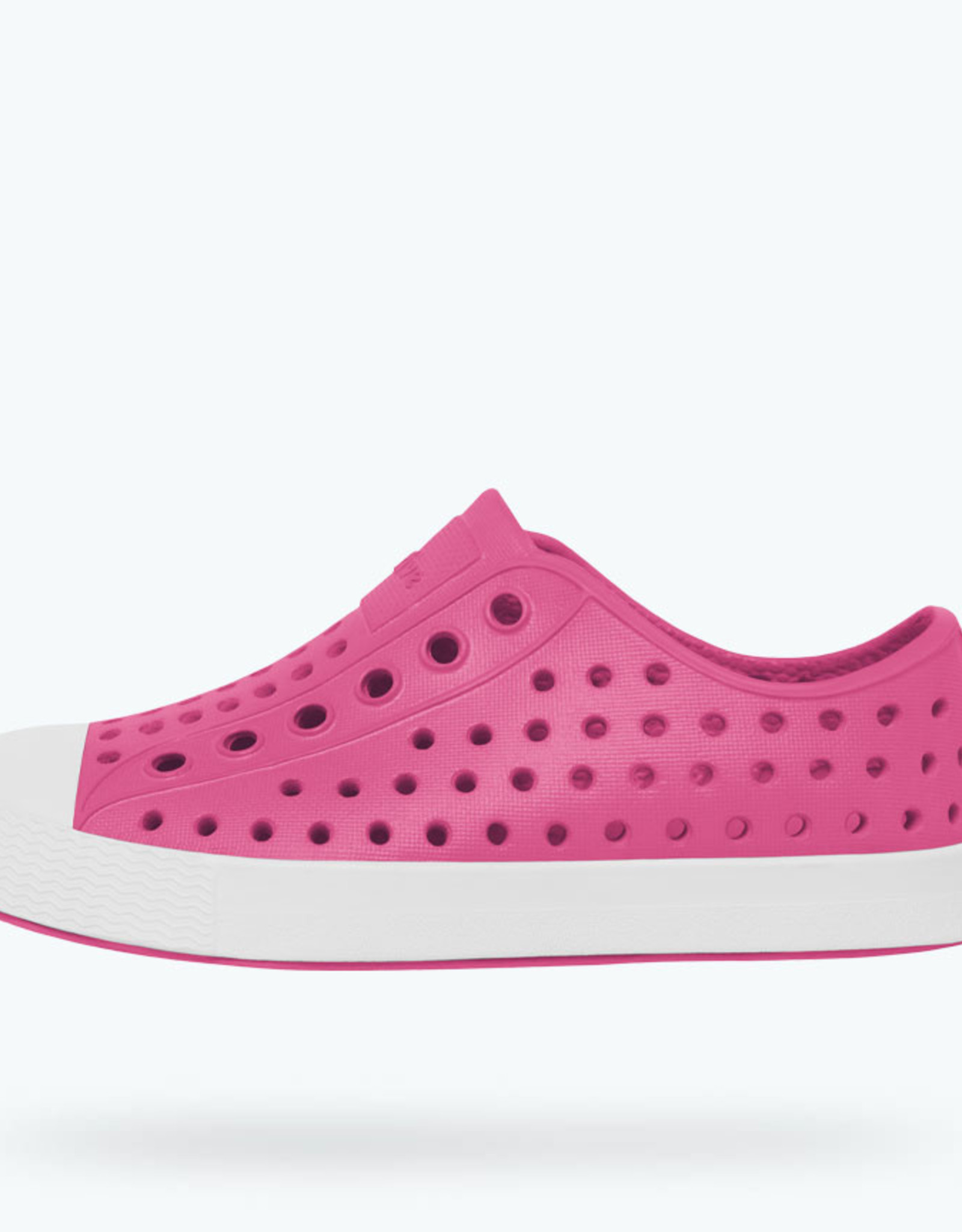 Native Jefferson Hollywood Pink Shell White