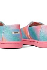TOMS Multi Gradient Glitter Toddler Classic