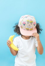 Headster Kids Kitten Cream Ball Cap