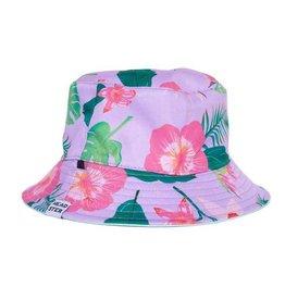 Headster Kids Wild Hibiscus Bucket Hat