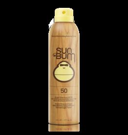 SunBum Original SPF 50 spray 6oz