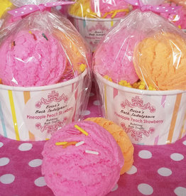 Ice Cream Bath Truffles (3pk)
