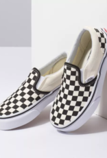 Vans Toddler Classic Slip On Blk/Wht checkerboard