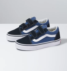 Vans Toddler Old Skool V - Navy