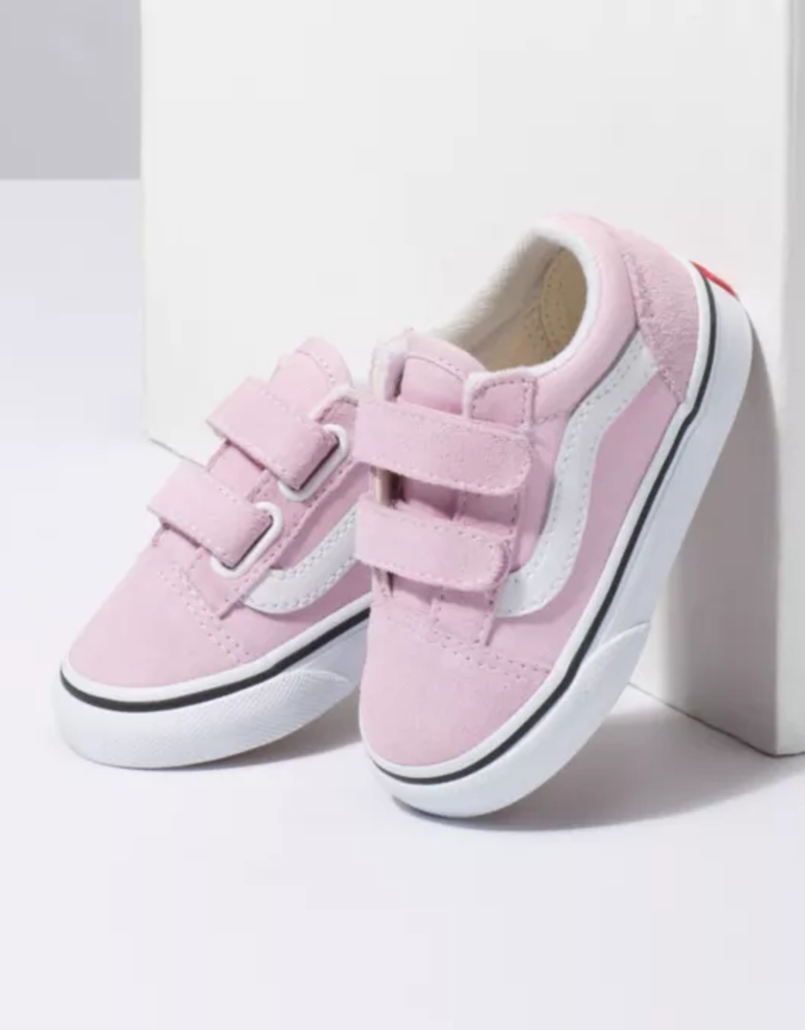 Vans Toddler Old Skool V - Lilac/true white