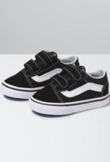Vans Toddler Old Skool V - Black