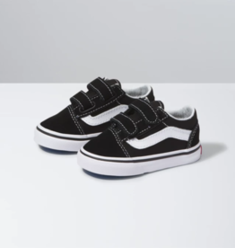 Vans Toddler Old Skool V - Black