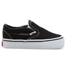 Vans Toddler Classic Slip On - Black