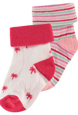 Noppies BabyG PinkPalm Socks