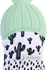 Itzy Ritzy Teething Mitt Cactus