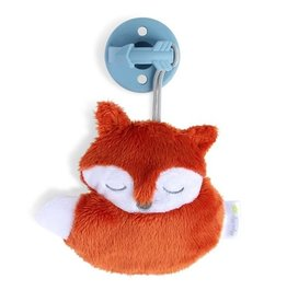 Itzy Ritzy Sweetie Pal Soother & Stuffed fox