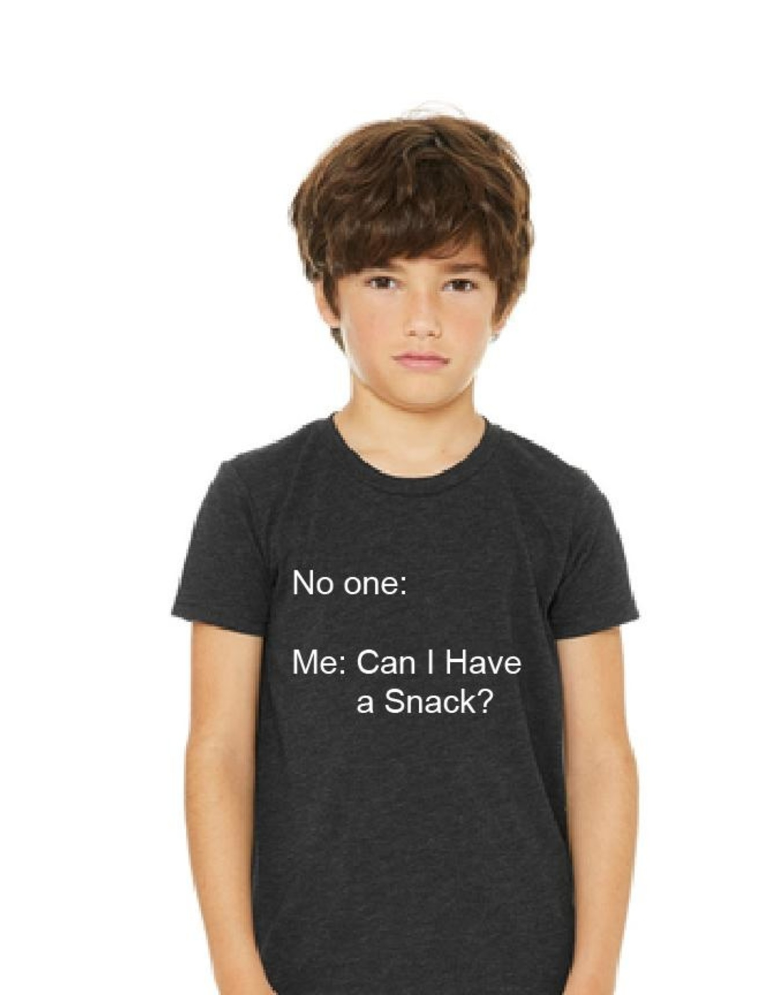Portage & Main Can I Have a Snack tee
