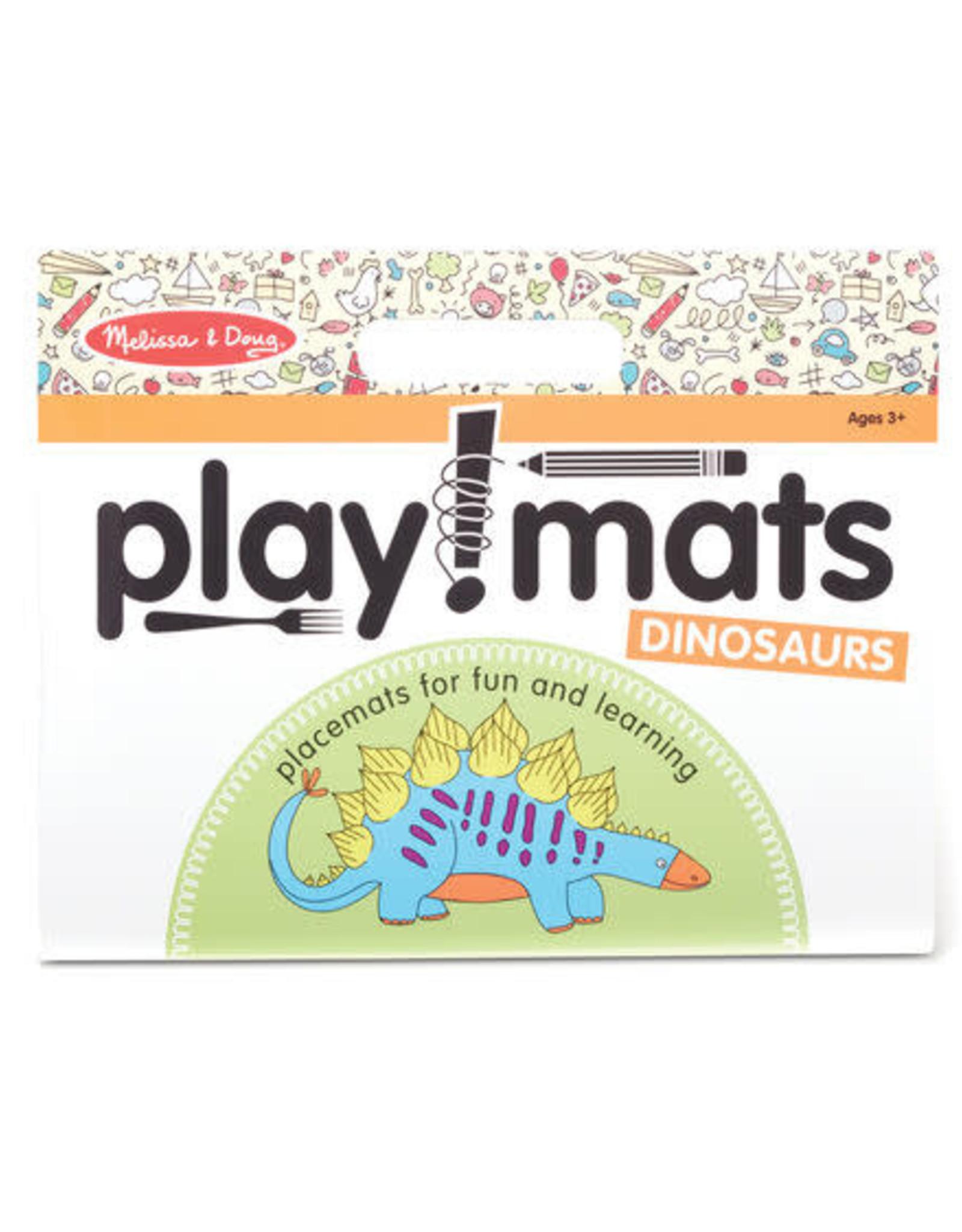Melissa & Doug Playmats