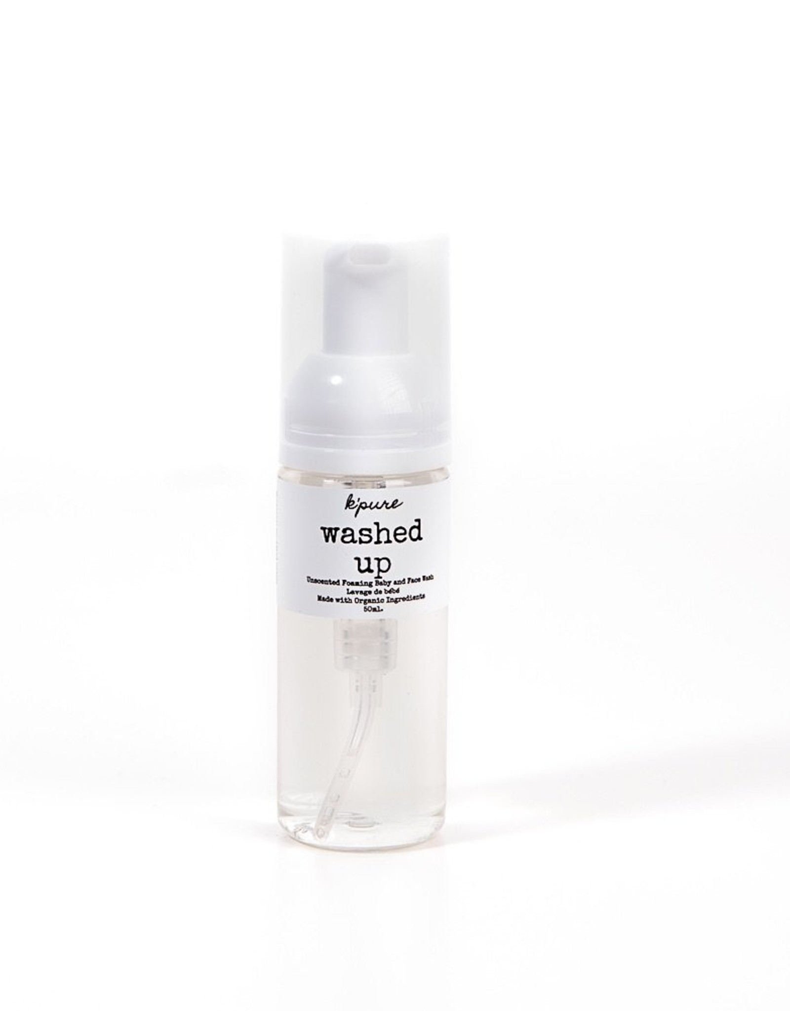 K'Pure Washed Up 50ml Unsented