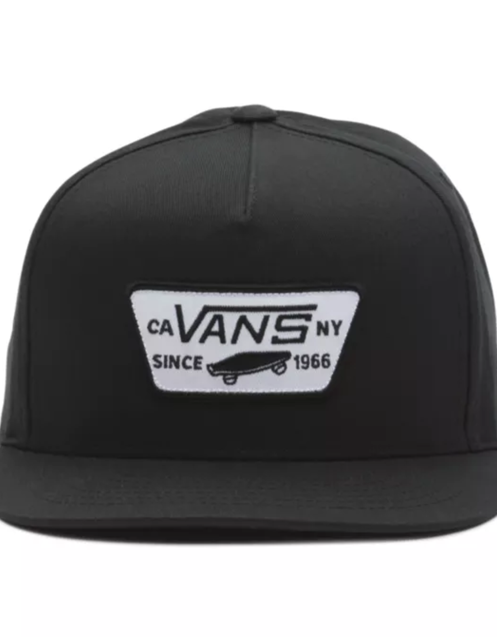 Vans FA20 Boys Full Patch Snapback Black 6+