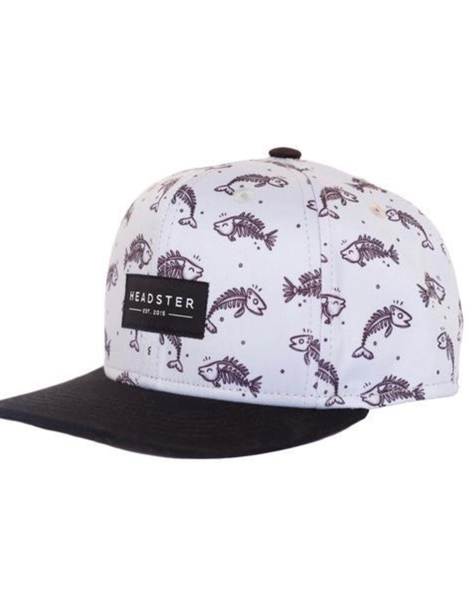 Headster Kids Fishbone ball cap