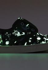 TOMS FA20 T Cordones Alien Space Glow In The Dark