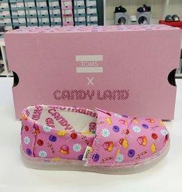 TOMS FA20 T Alpargata Pink Candy Land