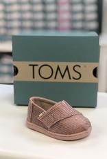 TOMS FA20 T Alpargata Pink Glitter