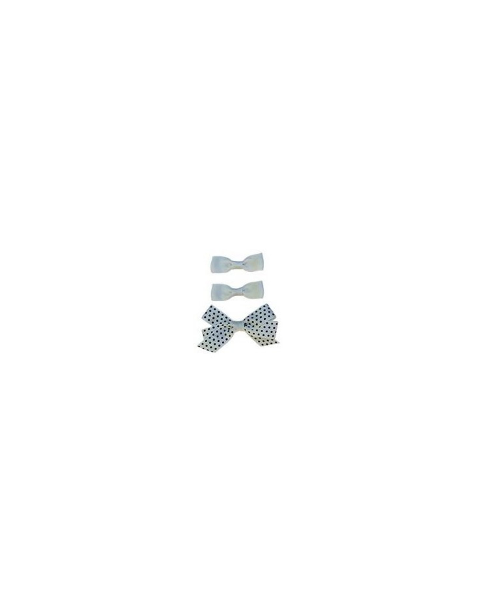 Twinklebelle 3 pk pinch clips - Assorted Colours