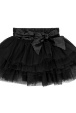 DeuxParDeux FA20 Toddler Black Tulle Skirt