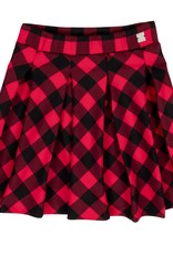 DeuxParDeux FA20 Toddler Plaid Milano Skirt