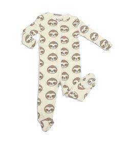 Silkberry FA20 Happy Sloth Footed Sleeper