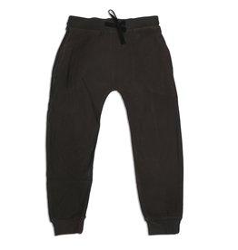 Silkberry FA20 Bby Black Fleece Harem Pant