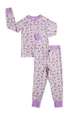 Lola & Taylor FA20 G Unicorn Pajama Set