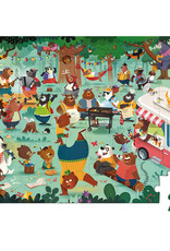 QHOUSEKIDS Family Bears 54pc Puzzle