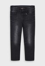 Mayoral FA20 Black Slim Fit Jeans