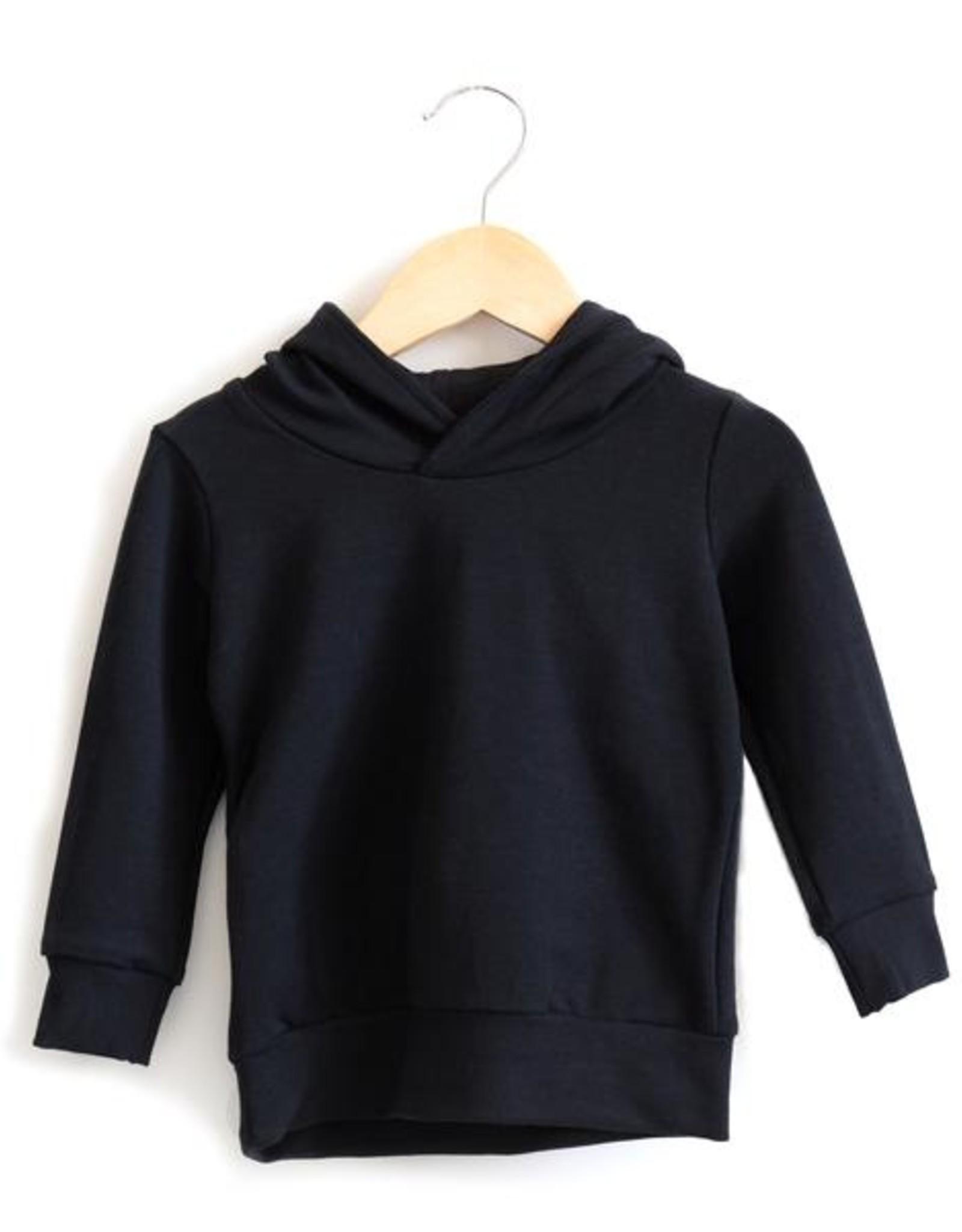 Posh & Cozy FA20 Black Hoodie