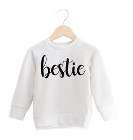 Posh & Cozy FA20 Toddler  Bestie Crew Grey