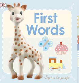 QHOUSEKIDS Sophies First Words Book