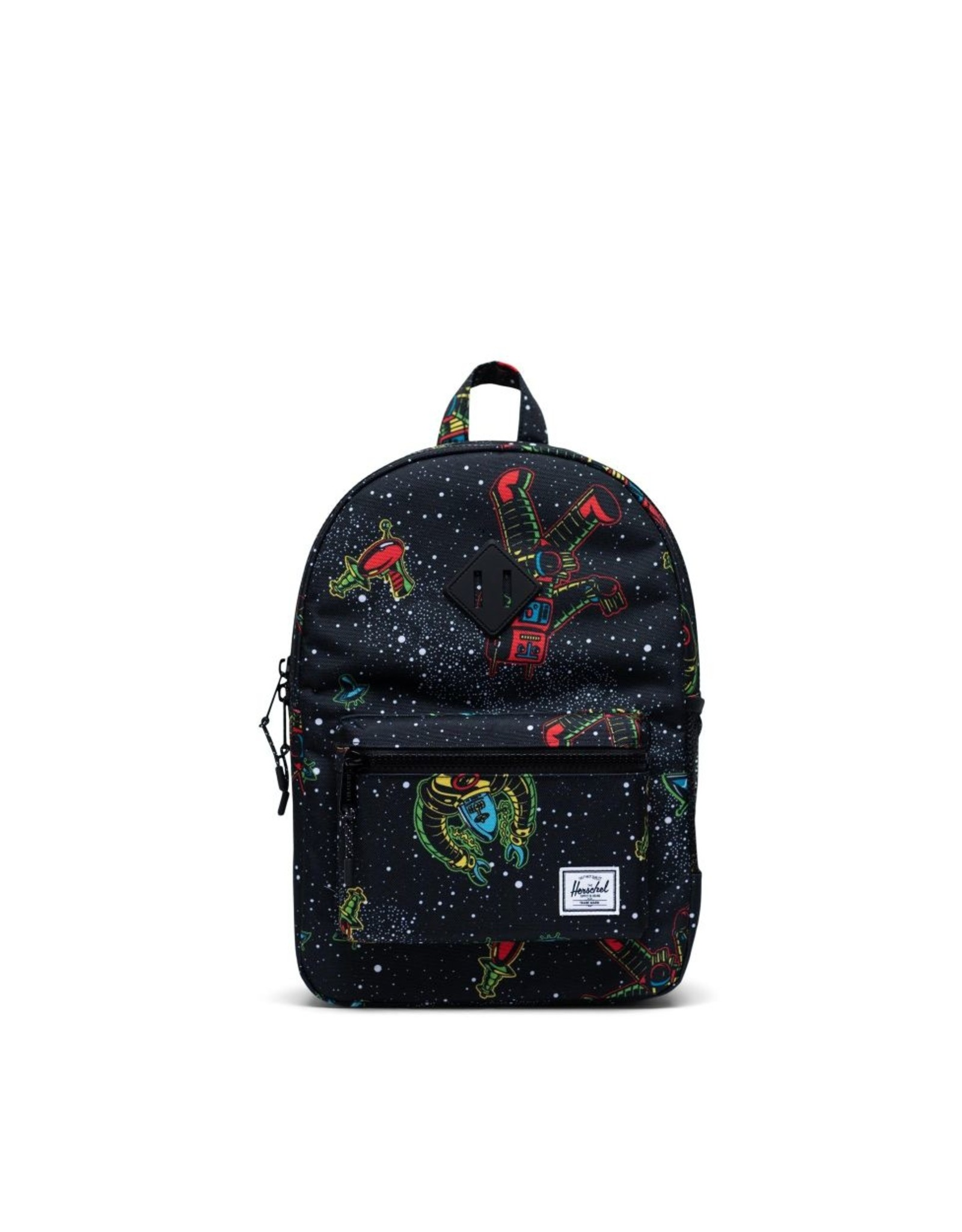 Herschel Supply Co. FA20 Space Robots Heritage Youth Backpack