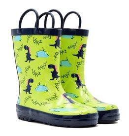 Mucky Wear Dinosaur Loop Boot