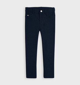 Mayoral FA20 Navy Metallic Pants